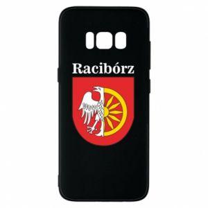 Phone case for Samsung S8 Raciborz, emblem