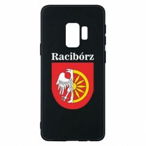 Phone case for Samsung S9 Raciborz, emblem