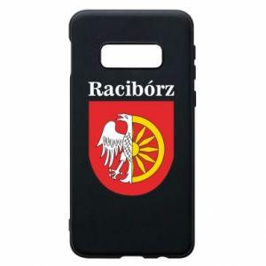 Phone case for Samsung S10e Raciborz, emblem