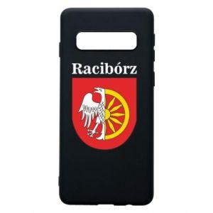 Phone case for Samsung S10 Raciborz, emblem