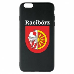 iPhone 6 Plus/6S Plus Case Raciborz, emblem