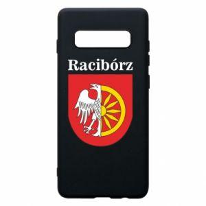 Phone case for Samsung S10+ Raciborz, emblem