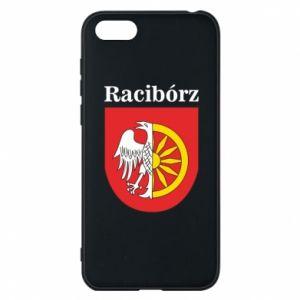 Phone case for Huawei Y5 2018 Raciborz, emblem