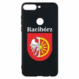 Phone case for Huawei Y7 Prime 2018 Raciborz, emblem