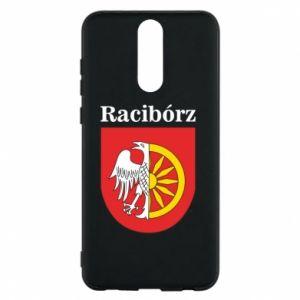 Phone case for Huawei Mate 10 Lite Raciborz, emblem