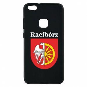 Phone case for Huawei P10 Lite Raciborz, emblem