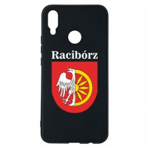 Huawei P Smart Plus Case Raciborz, emblem