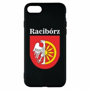 iPhone 7 Case Raciborz, emblem