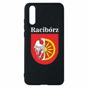 Phone case for Huawei P20 Raciborz, emblem