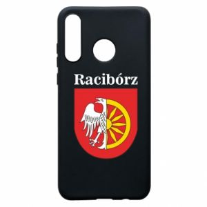Phone case for Huawei P30 Lite Raciborz, emblem