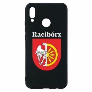 Phone case for Huawei P20 Lite Raciborz, emblem