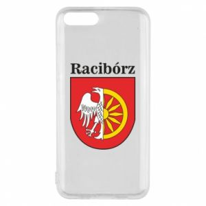 Phone case for Xiaomi Mi6 Raciborz, emblem