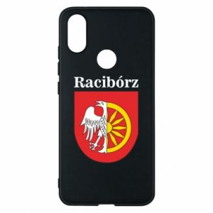 Phone case for Xiaomi Mi A2 Raciborz, emblem
