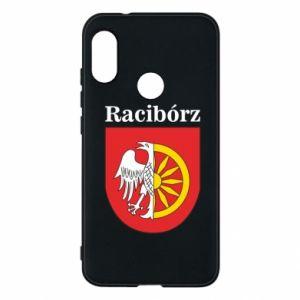 Phone case for Mi A2 Lite Raciborz, emblem