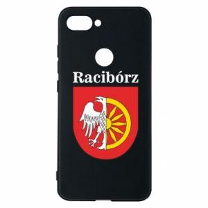 Phone case for Xiaomi Mi8 Lite Raciborz, emblem