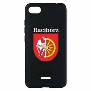 Phone case for Xiaomi Redmi 6A Raciborz, emblem