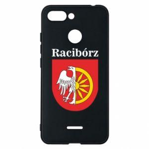 Phone case for Xiaomi Redmi 6 Raciborz, emblem