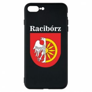 iPhone 7 Plus case Raciborz, emblem