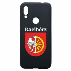 Phone case for Xiaomi Redmi 7 Raciborz, emblem