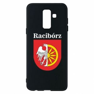 Phone case for Samsung A6+ 2018 Raciborz, emblem