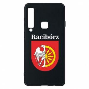 Phone case for Samsung A9 2018 Raciborz, emblem