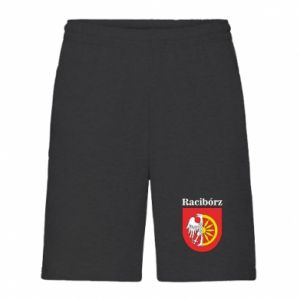 Men's shorts Raciborz, emblem