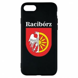 iPhone 8 Case Raciborz, emblem