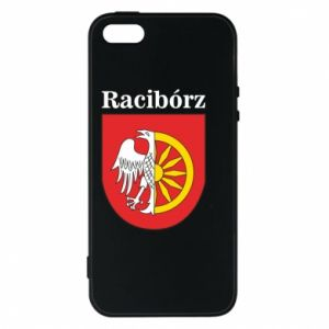 iPhone 5/5S/SE Case Raciborz, emblem