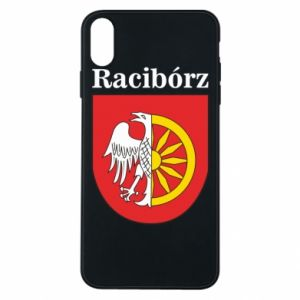 iPhone Xs Max Case Raciborz, emblem