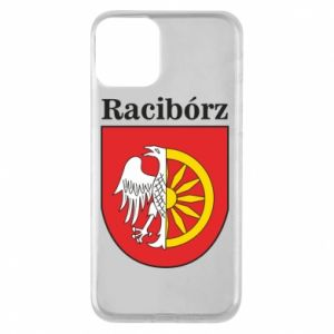 iPhone 11 Case Raciborz, emblem