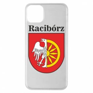 iPhone 11 Pro Max Case Raciborz, emblem