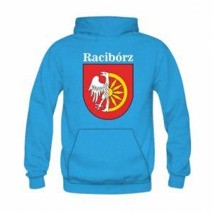 Kid's hoodie Raciborz, emblem