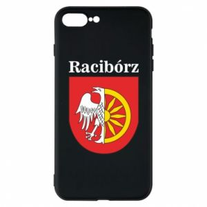 iPhone 8 Plus Case Raciborz, emblem