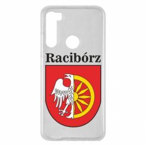 Xiaomi Redmi Note 8 Case Raciborz, emblem