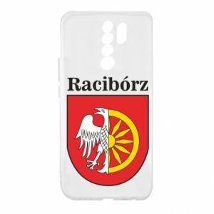 Xiaomi Redmi 9 Case Raciborz, emblem