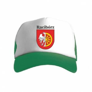 Kid's Trucker Hat Raciborz, emblem