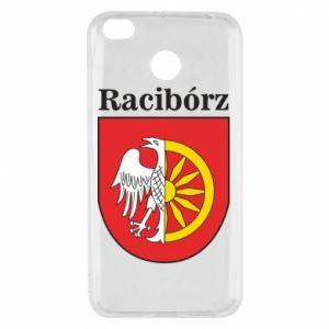 Xiaomi Redmi 4X Case Raciborz, emblem