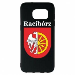 Samsung S7 EDGE Case Raciborz, emblem