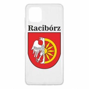 Samsung Note 10 Lite Case Raciborz, emblem