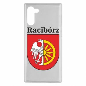 Samsung Note 10 Case Raciborz, emblem