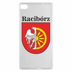 Huawei P8 Case Raciborz, emblem