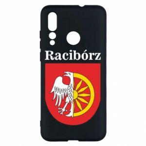 Huawei Nova 4 Case Raciborz, emblem
