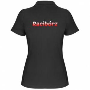 Damska koszulka polo Racibórz