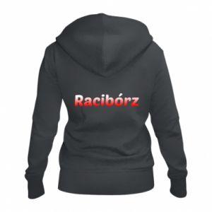 Damska bluza na zamek Racibórz