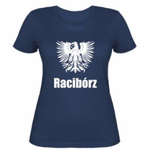Women's t-shirt Raciborz
