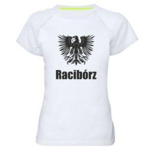 Koszulka sportowa damska Racibórz