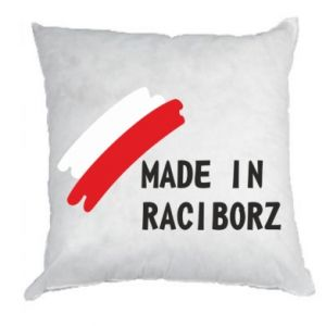 Pillow Made in Raciborz