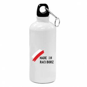 Water bottle Made in Raciborz