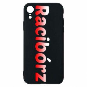 iPhone XR Case Raciborz