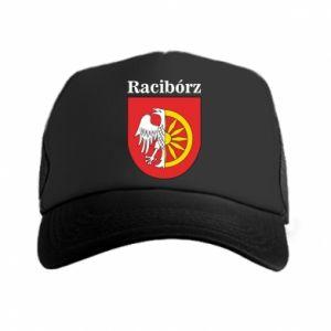 Czapka trucker Racibórz, herb - PrintSalon